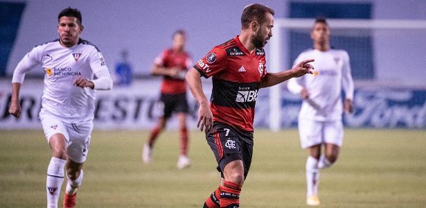 Vitória na Libertadores | Everton Ribeiro indica retorno à boa forma e anima torcedores do Fla