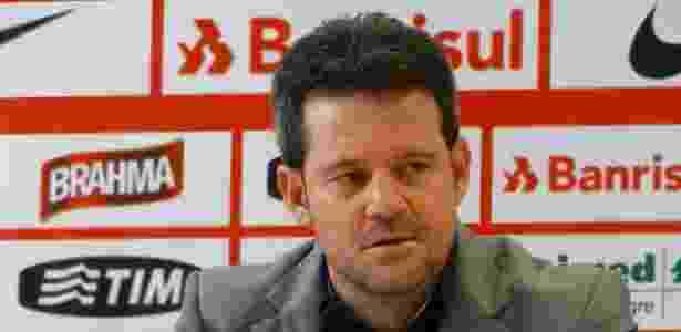 """Argel Fucks evita euforia e vê atuação do Internacional como """"aceitável"""" - Jeremias Wernek/UOL"""