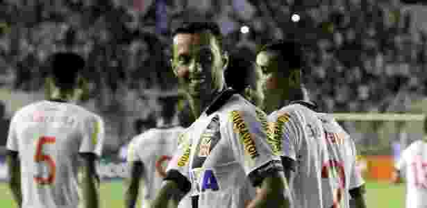Nenê tem feito gols e dado assistências pelo Vasco desde que chegou ao clube - Paulo Fernandes / Site oficial do Vasco
