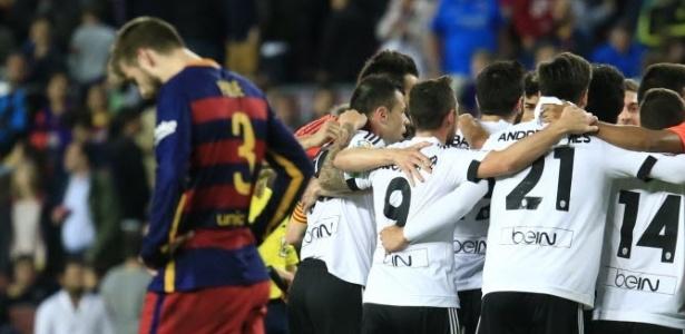 Em temporada conturbada, Valencia foi apenas o 12º colocado no Campeonato Espanhol - Xinhua