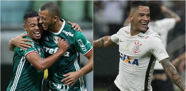 Cesar Greco/Ag Palmeiras e Ag Corinthians