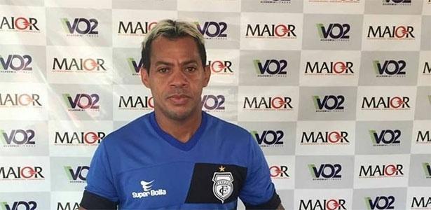 Marcelinho já vestiu a camisa do Treze