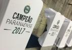 Camisa comemorativa de título do Coritiba vaza na web; confira - Reprodução