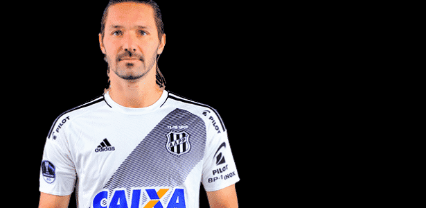 Xuxa chega ao Figueirense por empréstimo até o fim desta temporada - Divulgação/AAPP