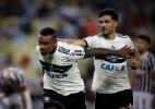 Coritiba quer coroar melhor momento no Brasileirão contra algoz do 1º turno - Luciano Belford/AGIF