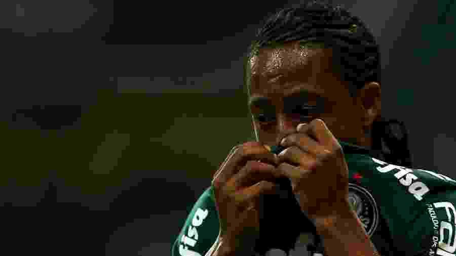 Keno foi negociado pelo Palmeiras com clube do Egito na última temporada - JALES VALQUER/FOTOARENA/FOTOARENA/ESTADÃO CONTEÚDO