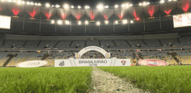Flu e Maracanã chegam a acordo e jogo contra Paraná será no estádio ... 76e56aeab3b68