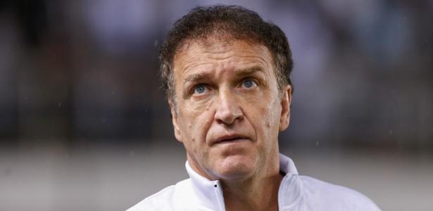 """Cuca vê Bahia como """"jogo de seis pontos"""" em briga contra a zona de rebaixamento - Marcello Zambrana/AGIF"""