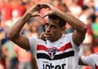 Em alta no São Paulo, Diego Souza alcança marca histórica no Brasileiro - Paulo Paiva/AGIF