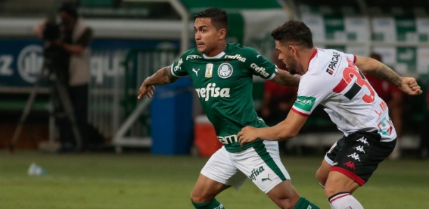 Dudu contou os motivos que o levaram a permanecer no Palmeiras - Marcello Zambrana/AGIF