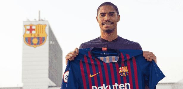 Reprodução/Twitter Barcelona
