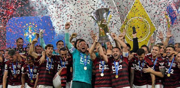 Flamengo pega Athletico por taça que pode marcar início de sonhado domínio