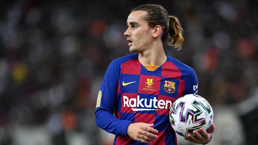 Atacante está incomodado com a falta de oportunidades no time titular do Barcelona - REUTERS/Waleed Ali