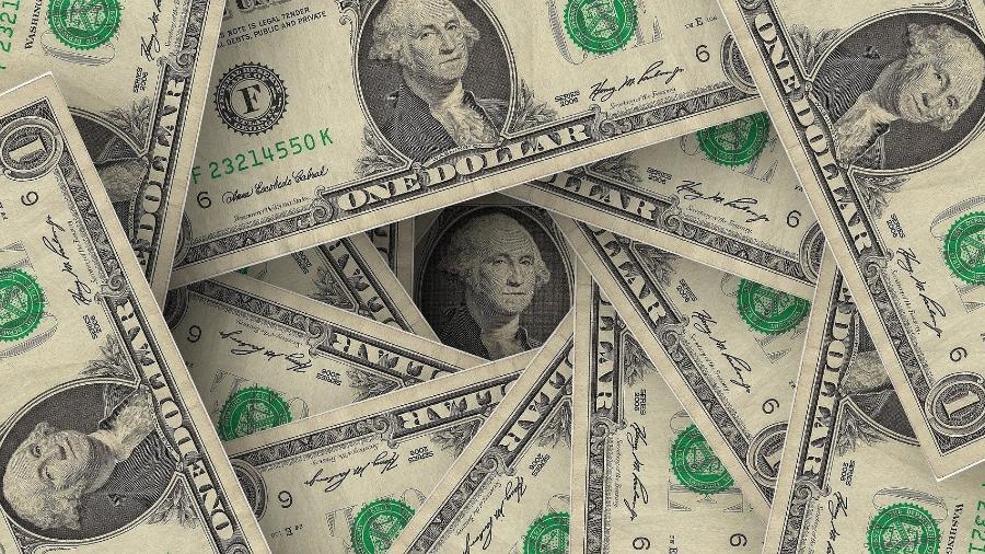 Cédulas de dólares - Pete Linforth/Pixabay
