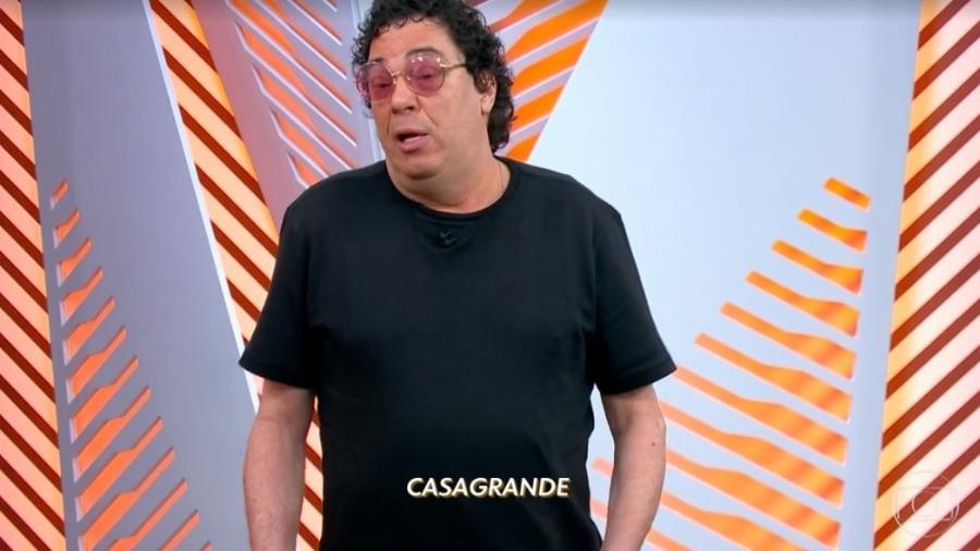 Walter Casagrande Jr  - Reprodução/TV Globo