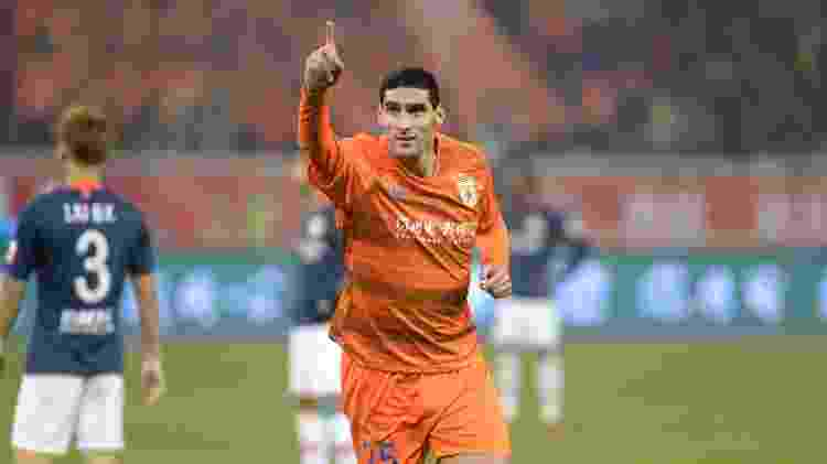 Marouane Fellaini (Shandong Luneng) - Getty Images - Getty Images