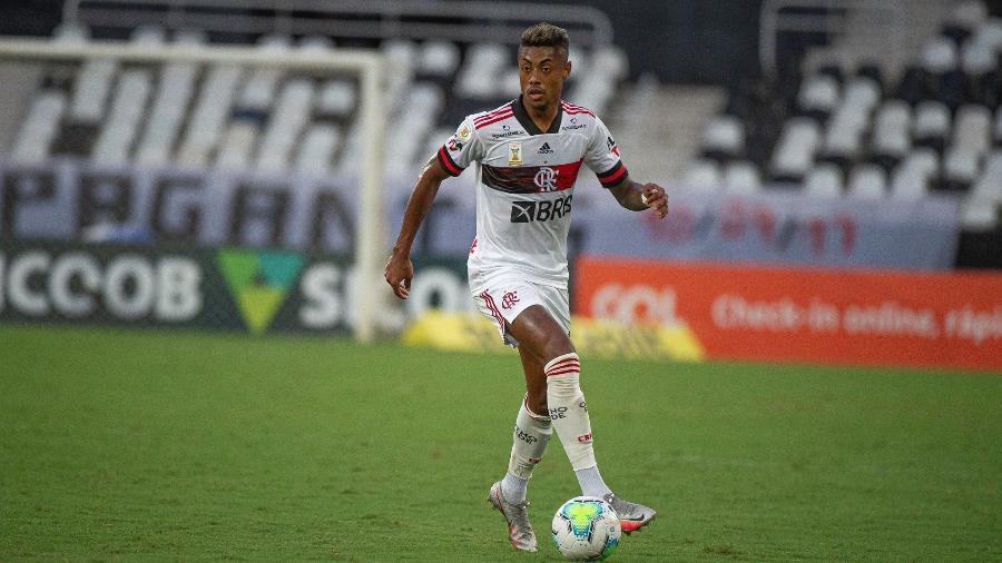 Bruno Henrique, do Flamengo, está na mira de clube árabe, segundo o site Albilad Daily - Alexandre Vidal / Flamengo