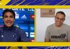 Moreno culpa provocação por discussão com Messi e diz: 'Não ia bater nele' (Foto: Reprodução/YouTube)