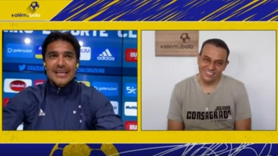 Marcelo Moreno explica discussão com Messi pelas Eliminatórias da Copa - Reprodução/YouTube