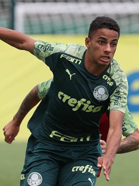Na mira do Manchester City, Giovani tem contrato com o Palmeiras até 2023 - Cesar Greco