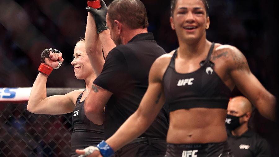 Bontorin encerra má fase ao vencer no UFC; Viviane Araújo perde para rival - Troy Taormina-USA TODAY Sports