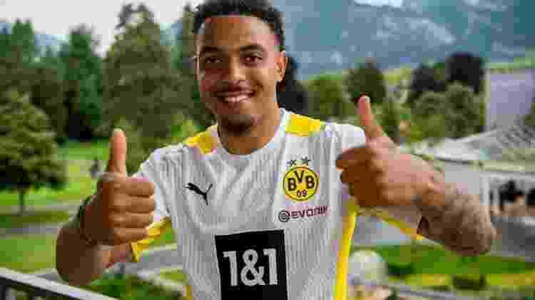 Donyell Malen (Borussia Dortmund) - Divulgação - Divulgação