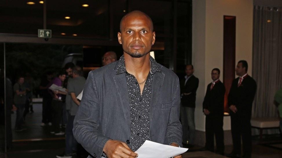 Jefferson voltou a ser convocado mesmo após ser reserva diante da Venezuela