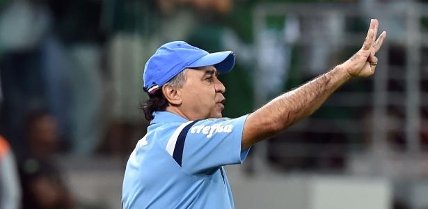 Marcelo Oliveira foi demitido do comando do Palmeiras na quarta-feira (10)