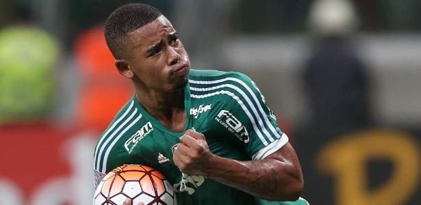 Gabriel Jesus disse não saber de suposto interesse da Juventus - Cesar Greco/Ag Palmeiras