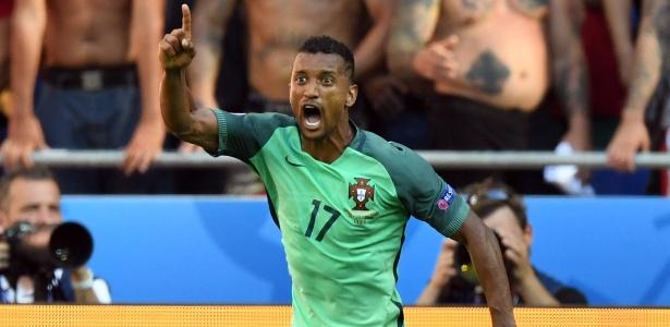Nani é um dos destaques da seleção portuguesa na Eurocopa