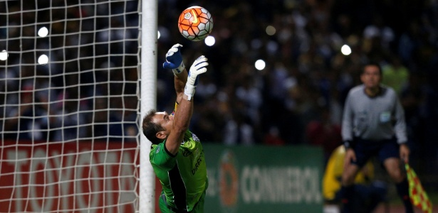 Goleiro Azcona deve deixar o Independiente Del Valle para atuar no Paraguai