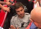 """Alonso quer """"tríplice coroa"""" do automobilismo e não planeja deixar F-1 - McLaren Honda Andretti/Divulgação"""
