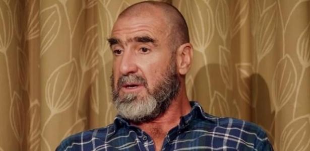 O ex-atacante francês Eric Cantona