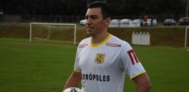 Lúcio fica no Brasiliense até o Estadual da próxima temporada