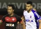 Carpegiani promove a entrada de Arouca no Vitória para enfrentar o Paraná - Mauricia da Matta/EC Vitória