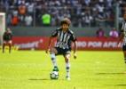 Luan cobra reconhecimento, mas rende mais como reserva do Atlético-MG (Foto: Bruno Cantini/Divulgação/Atlético-MG)