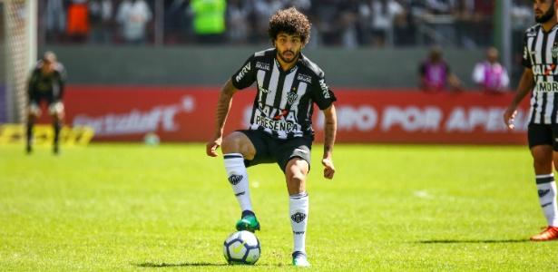 Luan, meia-atacante do Atlético-MG - Bruno Cantini/Divulgação/Atlético-MG