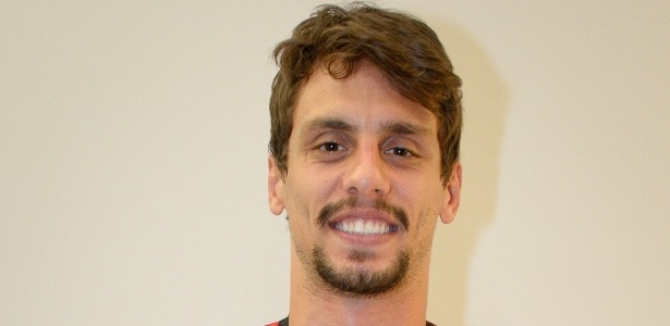 Rodrigo Caio foi a última grande venda do São Paulo no fim desta temporada - Alexandre Vidal/Divulgação/Flamengo