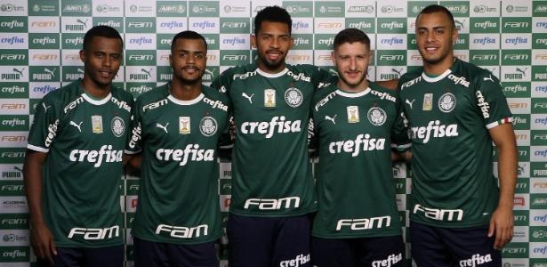 70cb3af586 Em início de parceria com a PUMA, Palmeiras bate recorde de vendas no  lançamento da nova camisa