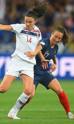 França x Noruega pela Copa do Mundo