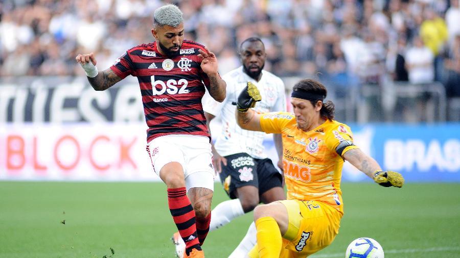 Tabu no Brasileirão: Corinthians não vence o Flamengo há 7 jogos