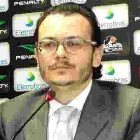 Franck Assunção foi diretor-executivo do Vasco durante um mês em 2012 - Vasco/Divulgação
