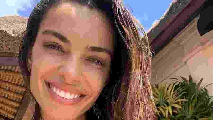 Joana Sanz, mulher de Daniel Alves - Reprodução/Instagram