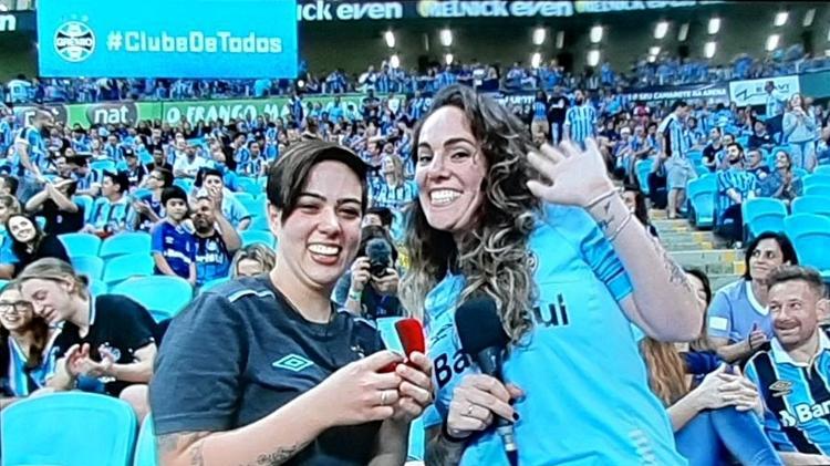 Divulgação/Arena do Grêmio