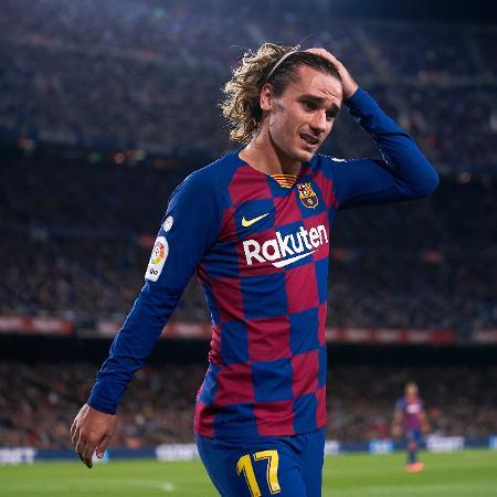 """""""Me dá vontade de chorar"""", disse irmão de Griezmann sobre falta de chance ao francês - Quality Sport Images/Getty Images"""