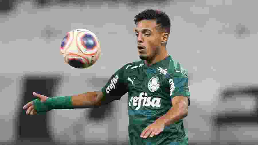 Gabriel Menino, do Palmeiras, foi convocado para a seleção brasileira - Cesar Greco