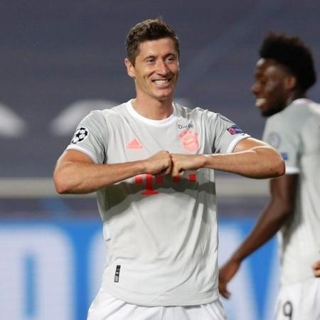 Lewandowski Destrona Messi E Cr7 Da Artilharia Da Champions Apos 12 Anos 15 08 2020 Uol Esporte