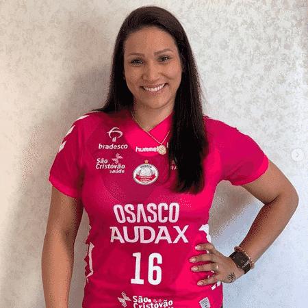 Tandara jogará a temporada 2020/2021 no Osasco Audax - Reprodução/Instagram