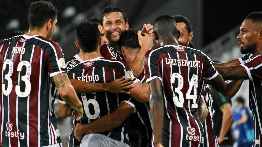 Fluminense vai à fase de grupos da Libertadores com 5º lugar no Brasileirão; time está no pote 3 do sorteio - Mailson Santana/Fluminense FC