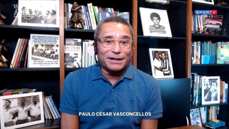 PC Vasconcellos apoia João, do BBB 21, após comentário racista de Rodolffo - Reprodução/SporTV